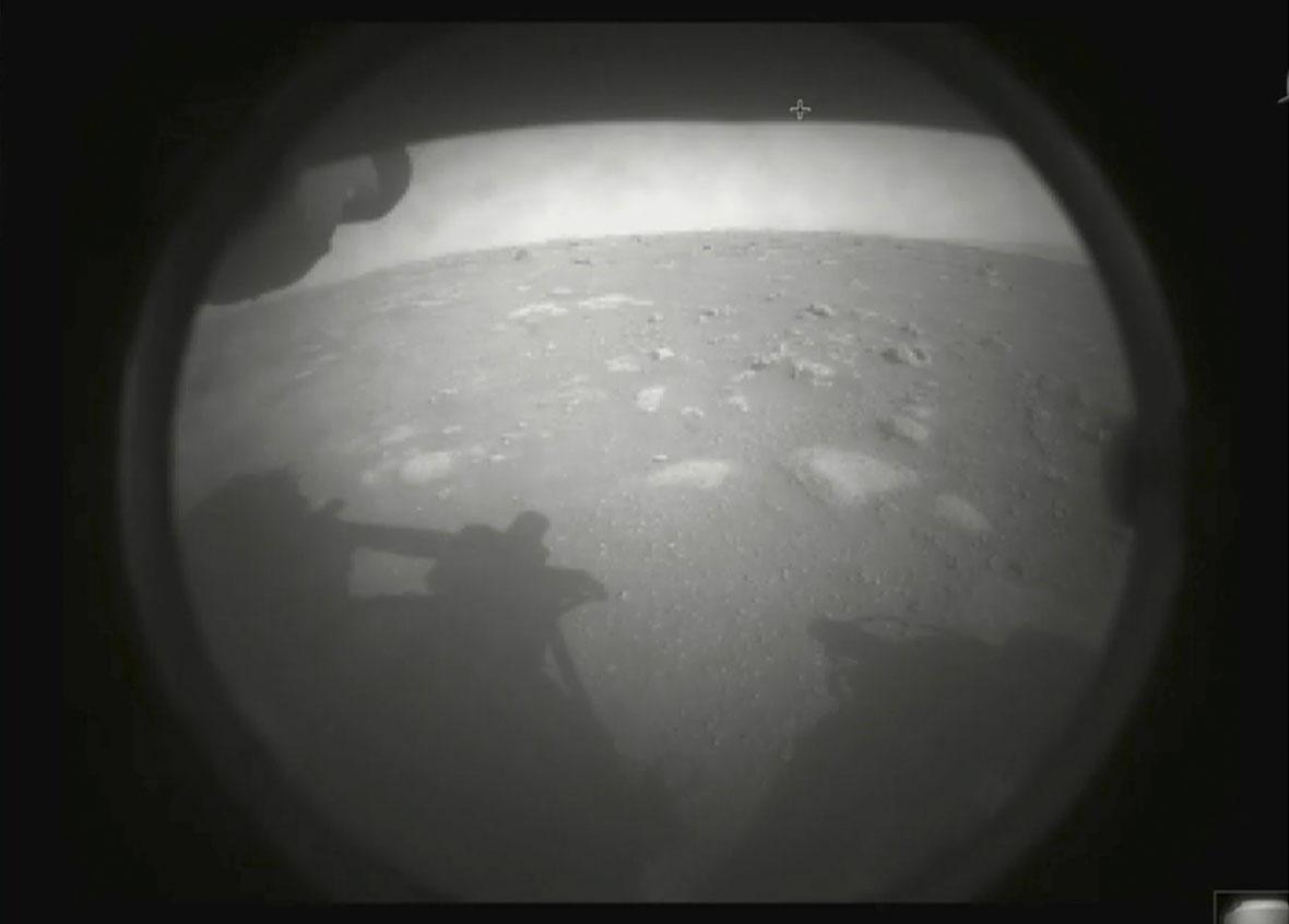 عکس ها ناسا از مریخ